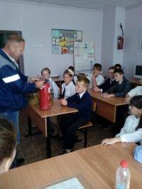 2016-11-03 Коптево Пожарная безопасность
