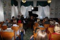 Ночь искусств в Ивановке