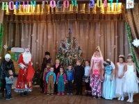 Праздник «Сказки Зимней Феи» в Знаменском