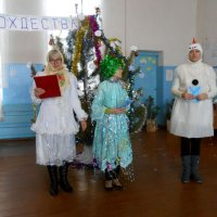 2016-01-07 Знаменское Новогодние праздники
