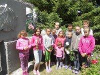 Час памяти в Знаменском