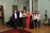 В Ивановке прошел концерт Марины Шутовой