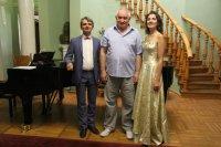 Концерт Натальи Риттер