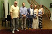Концерт Алексея Кириллова и Виктории Туровской в Ивановке