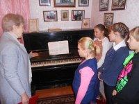 День музыки в Знаменском