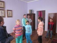 День рождения Сергеева-Ценского в Коптево