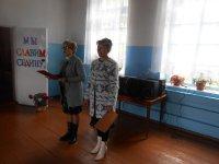 Праздник «Мы славим седину» в Знаменском