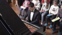 Концерт Сандро Гегечкори в Ивановке