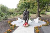 Открытие памятника С.В.Рахманинову