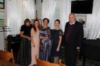 В Ивановке прошел концерт преподавателей и студентов Саратовской консерваториии