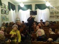 В Ивановке прошла «Ночь искусств»