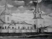 Престольный праздник в «Знаменском»