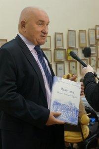 Поздравляем Александра Ивановича Ермакова с днем рождения!