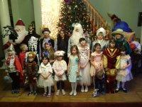 В Ивановке начались Новогодние праздники!