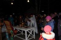 Святое Крещение в Ивановке. Фотоотчет