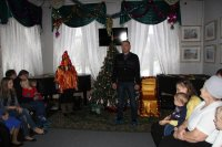 И. Ю. Филатов организовал в Ивановке праздник для детей