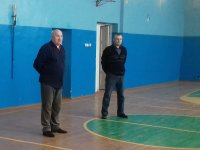 Турнир по баскетболу на приз Ивановки