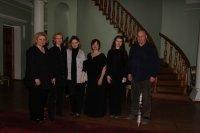 Концерт преподавателей Саратовской консерватории