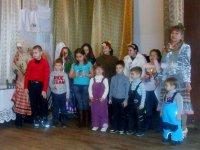 Рождественский Сочельник в Знаменском