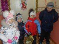 Рождественские колядки в Знаменском