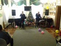 В Ивановке продолжаются Новогодние праздники