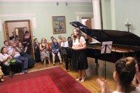 лауреат международного конкурса Мария СУЗДАЛЬЦЕВА сопрано