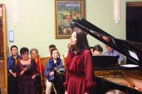 Юлия СИДОРОВА сопрано  (класс заслуженного деятеля искусств Республики Казахстан Валентины Алексеевны ЗЕЛЕНОВОЙ)