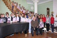 Концерт лауреатов VI Всероссийского конкурса «Музыкальный подснежник»