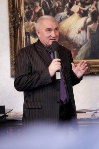 Поздравляем Александра Ивановича Ермакова с присвоением почетного звания «Заслуженный деятель искусств РФ»