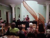 В Ивановке прошел концерт Натальи Мещеряковой