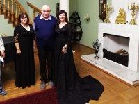 В Ивановке прошел концерт Ольги Сабировой