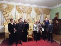 В Ивановке прошел концерт-презентация сборника произведений пензенских композиторов