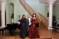 Концерт Ольги Сабировой в Ивановке