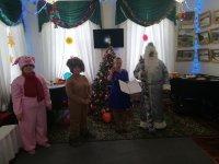 В Ивановке отпраздновали День рождения Деда Мороза