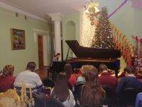 Концерт Анастасии Давыдовой в Ивановке