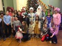 Новогодний праздник 29 декабря