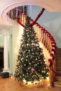 Ивановка готовится к Новому году