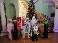 Детский музыкальный праздник«Ура! Новый год пришел!»