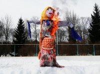 В Ивановке отпраздновали Масленицу