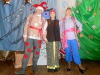 Рождество в Знаменском