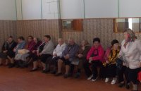 Коптево День пожилого человека 2015