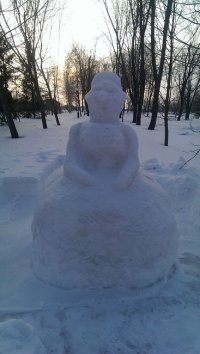 Снежные фигуры 2015 preview