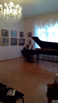 Рябов Борисоглебск 17 июля 2015 фото