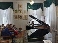 Концерт ЦМШ фото