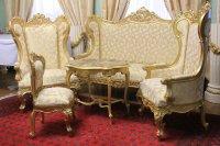 Мебель после реставрации 2015