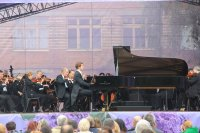 Recorded at the first Rachmaninoff festival in Ivanovka