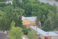 Ивановка с вертолета Плетнева