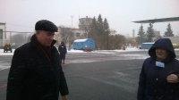 Луганский Руденко в аэропорту