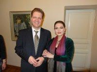 Вечер в посольстве Швейцарии