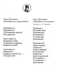 Шевченко Полюбила